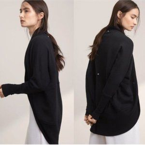 ARITZIA Wilfred Diderot Sweater black XS